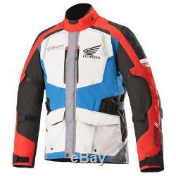 2019 Alpinestars Drystar 2 Honda Crf1000 Africa Twin Adventure Motorcycle Jacket