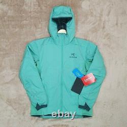 ARCTERYX Atom LT Hoody Jacket 2020 Revised XL Blue/Mint BNWT RRP £220