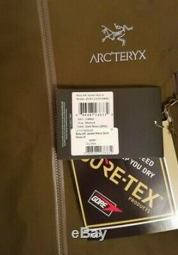 ARCTERYX Beta AR Men's Shell Jacket GORE-TEX, MEDIUM, BRAND New-