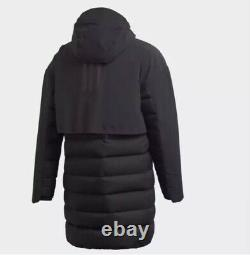 Adidas Men Myshelter Climaheat Parka Hoodie Winter Down Jacket DZ1421 DZ1419 M
