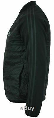 Adidas Originals Superstar Bomber Jacket Mens Black BP7097 Primaloft Size. S