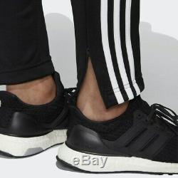 Adidas Women WTS Team Sports Track Suit Jacket Pants Black White 3 Stripe DV2431