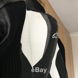 Alpinestar leather jacket Alpinestars New