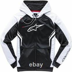 Alpinestars A20 Strike Mens Hoody Zip Up Fleece Hoodies Sweatshirts Jackets
