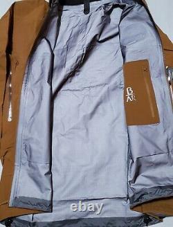 Arc'Teryx Men's Beta AR Pro Gore-Tex Jacket Caribou Medium New