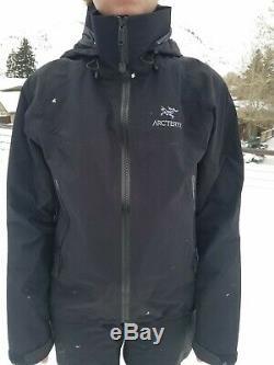 Arc'terix Beta AR Jacket, Women's, black color, only left sizes XL, S, XS