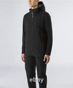 Arc'teryx Veilance Black Conduct Anorak, sizes Large & XL BNWT, RRP £775