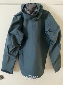Arcteryx Beta AR Gore-Tex Shell Jacket Mens Neptune Small New 2020 Virgil Abloh