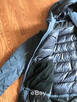 Arcteryx Macai Heron Goretex Down Mens XL MSRP $925.00