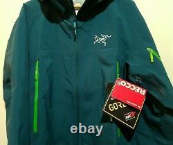 Arcteryx SABRE Men's Shell Jacket GORE-TEX, NEW MEDIUM
