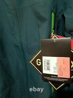 Arcteryx SABRE Men's Shell Jacket GORE-TEX PRO, NEW LARGE