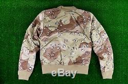 Authentic Alpha Industries Mens Ma-1 Double Camo Flight Jacket New