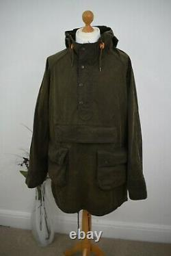 BARBOUR ENGINEERED GARMENTS Green Longshoreman Warby Jacket Size Large/XL Smock