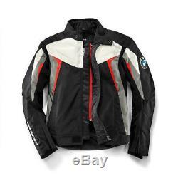 BMW Motorrad Men's Race Jacket. SIZES XL, 2XL, 3XL OR 4XL SAVE OVER £80