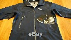 BNWT Arc'teryx Beta SL Hybrid Men's GORE-TEX Jacket L Tui Blue 2019 Model