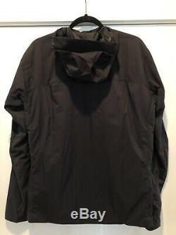 BRAND NEW Arcteryx Atom SL Jacket Men's Medium Black Hoody MSRP $229