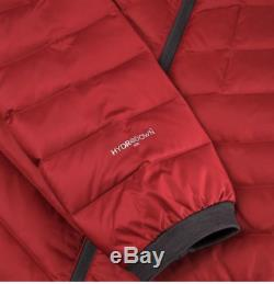 Berghaus Tephra Stretch Hydrodown 600 Fitted Warm Adventure Sport Jacket M New