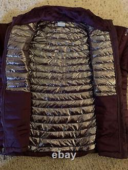 Columbia Women's Plus Size 3XL Omni Heat Purple New Coat Winter 3X Jacket Puffy