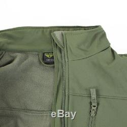 Condor 606 Tactical Patrol Phantom SoftShell Midweight Jacket