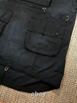 Engineered Garments, Barbour Warby Jacket, Men's Large, Brand New, Navy Blue