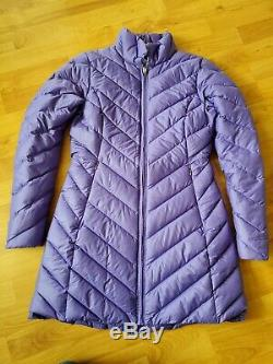 Excellent Patagonia Tres 3-In-1 Parka Down Jacket S Plum Purple H2No New Style