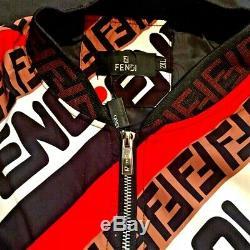 Fila Fendi Mania Sports Jacket NEW Colorado ellesse Vintage Retro Casual Ardwick