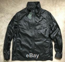 G-star Raw Black Revend Sp Overshirt Lightweight Jacket Coat XL New & Tags