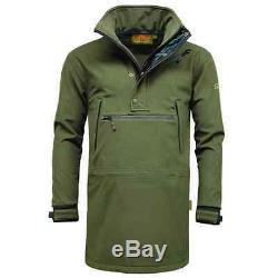Game Stalking Smock anorak waterproof breathable hunting shooting jacket