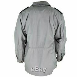Genuine Italian Army Gore-Tex Waterproof Jacket Winter Parka & Quilt Liner Size