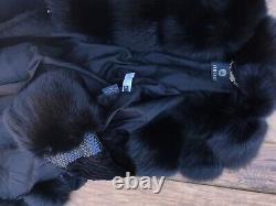 Gianni Versace Epic real fur coat jacket
