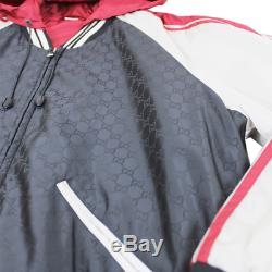 Gucci Jacket With Removalable Hood In Black RRP £1550 SOLD OUT WORLDWIDE