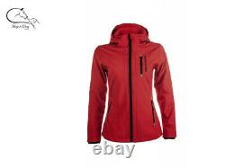 HKM Softshell Sport Waterproof & Breathable Fabric Coat / Riding Jacket FREE P&P