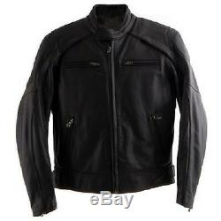 Harley Davidson Men's Reflective Willie G Skull Leather Jacket 98099-07VM 2XL