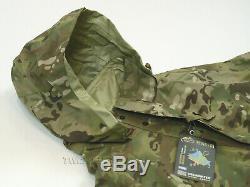Helikon ECWCS Parka Gen. II Mens Waterproof Windproof Military Jacket Multicam
