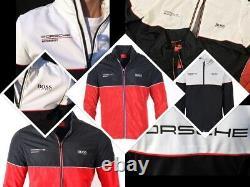 Hugo Boss Soft-shell Mens Jacket, Porsche Motorsport Porsche Driver's Selection