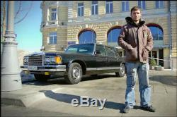 John Deere Dickies Adults Brown Herringbone Coat Jacket all sizes S M L XL XXL