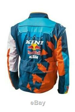 KTM Kini Red Bull Competition Off Road Motorcycle Jacket New RRP £192.24