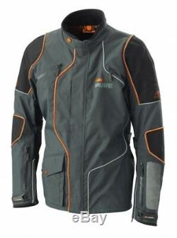 KTM Pure Adventure Jacket Waterproof Touring Motorcycle Jacket NEW