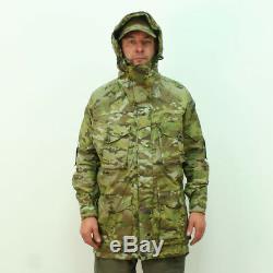 Keela Special Forces Jacket Waterproof Field Camo Multicam JKT453