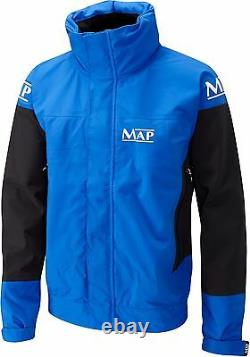 Map New Short Waterproof Breathable Coarse Pole Fishing Jacket All Sizes