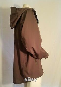 Men's Arc'teryx Gamma MX Hoodie soft shell Jacket Hoody Cast Iron Size XL