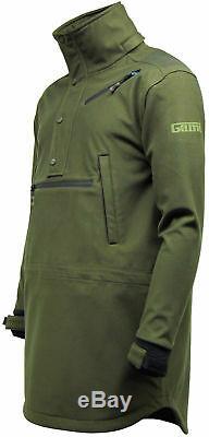 Men's Game Waterproof Breathable Smock Jacket Hunting Fishing Walking