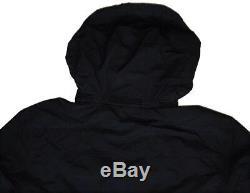 Men's Tommy Hilfiger Yacht Jacket Windbreaker Waterstop Black XL X-large Nwt