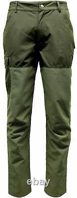 Mens Game Waterproof Smock Jacket Trousers Hunting Fishing Walking