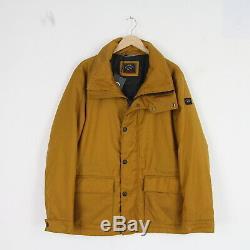 Mens New Paul & Shark Nylon High Collared Padded Field Jacket Coat XL BNWT