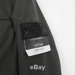 Mens New Stone Island Shadow Project SS14 Cyon-R 3L Long Jacket Mac Coat XL BNWT