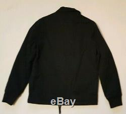 Mens PAUL SMITH PADDED JACKET COAT Black Size M (42) RRP £390 New With Tags