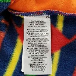 Mens Polo Ralph Lauren Polo Sportsman Southwestern Aztec Pullover Fleece Jacket