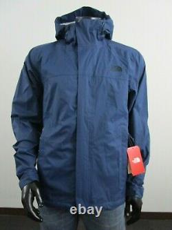 Mens TNF The North Face Venture 2 Dryvent Waterproof Hooded Rain Jacket Shady