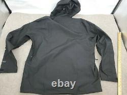 Mens XL Black Patagonia Calcite GTX Jacket Gore-Tex $249 84986 Rain Wind Proof